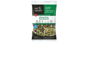 Rappel de salades hachées Eat Smart possiblement contaminées)