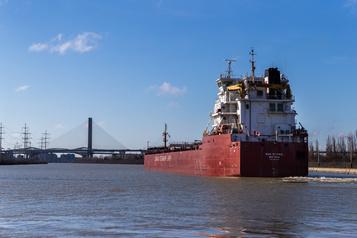 Transport maritime Canada Steamship Lines : des bateaux plus écolos que ceux de la concurrence)