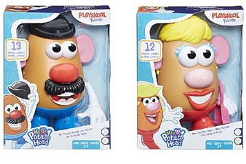 La marque de jouets culte Monsieur Patate ne sera plus genrée)