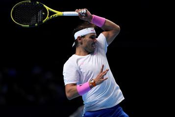Finales de l'ATP: Rafael Nadal renverse Daniil Medvedev