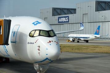 Airbus suspend sa production sur deux sites en Allemagne et un aux États-Unis