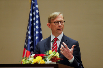 Iran: nouveau plaidoyer américain pour maintenir l'embargo sur les armes)