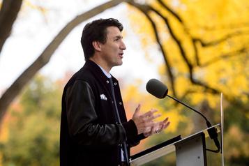 Justin Trudeau évoque la possibilité d'une victoire conservatrice