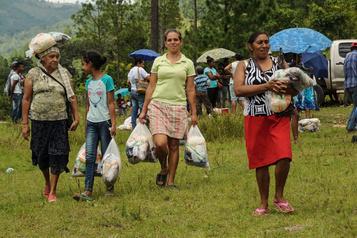 Famine: le Canada répond à l'appel du Programme alimentaire mondial)