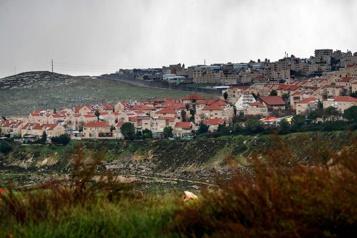 Israël Appels d'offres pour 2500logements dans les colonies au dernier jour de Trump)
