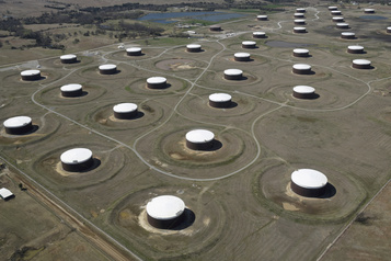 Le pétrole termine la semaine en hausse pour la première fois de l'année