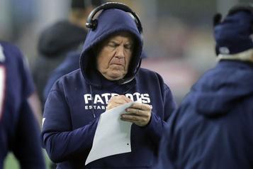 Les entraîneurs de la NFL de retour la semaine prochaine?)