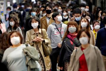 COVID-19 Le Japon envisage d'imposer des peines de prison aux réfractaires des mesures)