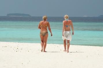 Les Maldives imposent des restrictions au tourisme)