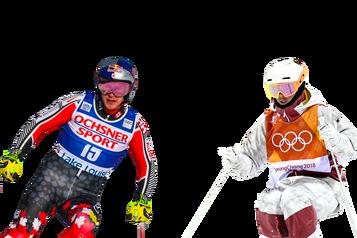 L'athlète québécois de la décennie: Erik Guay c. Mikaël Kingsbury