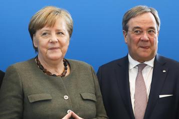 La course pour succéder à Merkel s'accélère en Allemagne