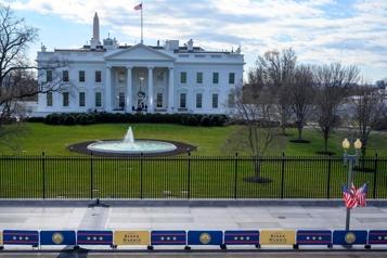 Dernier jour de Trump à la Maison-Blanche, Biden arrive à Washington)