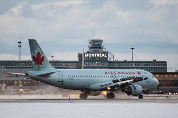 Une passagère infectée par le COVID-19 a fait escale à Montréal