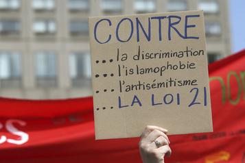 Procès sur la Loi sur la laïcité Une loi qui «altère l'architecture» de la Constitution)