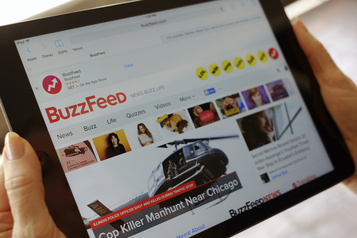 BuzzFeed acquiert son concurrent HuffPost)