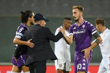 La Fiorentina lance la saison en battant le Torino 1-0)