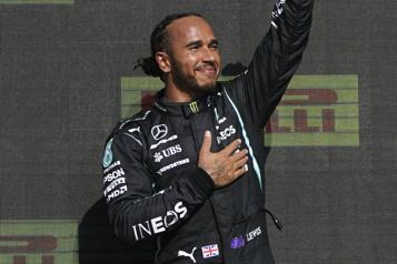 Lewis Hamilton et Mercedes créent une fondation pour plus de diversité)