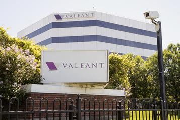 Action collective 97millions pour les investisseurs trompés par l'ex-Valeant Pharmaceuticals)