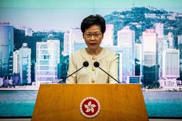 Hong Kong va «appliquer vigoureusement» la loi sur la sécurité nationale)