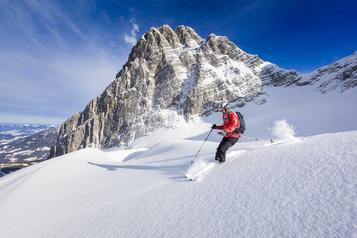 COVID-19 Pas de ski en Bavière pour Noël)