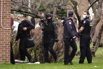 Violence conjugale à Longueuil Un homme de 31ans arrêté, le SPAL enquête)