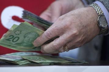 Plus de la moitié des Canadiens craindraient de manquer d'argent à leur retraite