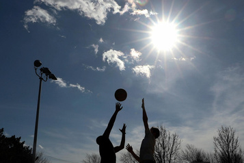 Basketball: l'élite du 3x3 à Montréal