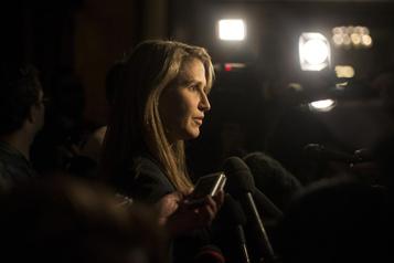 Caroline Mulroney: «Démissionner n'était pas uneoption»
