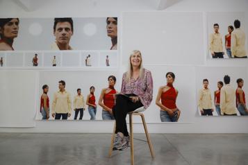 Musée des beaux-arts du Canada Geneviève Cadieux rayonne à Ottawa)