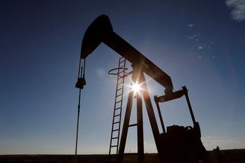 Les cours du pétrole chavirent, inquiétudes sur l'excédent d'or noir)