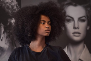 Brésil Les mannequins noires à la conquête des podiums)
