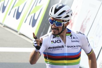 Cyclisme Julian Alaphilippe renonce aux Jeux de Tokyo)