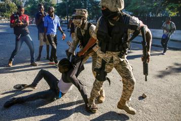 Haïti Le président Moïse accusé de mettre en danger les journalistes)