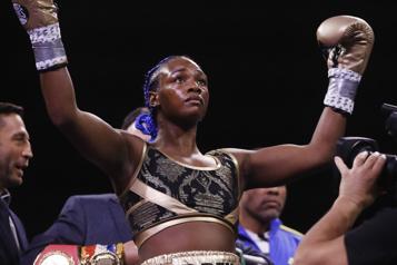 Boxe «Dicaire n'a jamais affronté une boxeuse de mon niveau» )