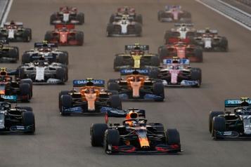 La Formule 1 met un biocarburant au banc d'essai)