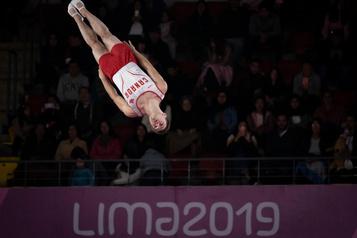 Championnats du monde de trampoline: un bond vers les Jeux?