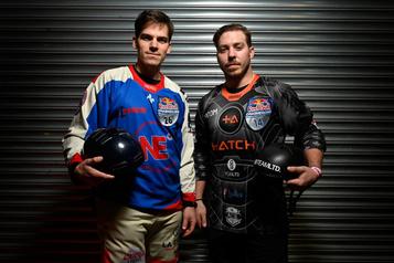 Gabriel et Shayne Renaud: les faux cousins du patinage extrême