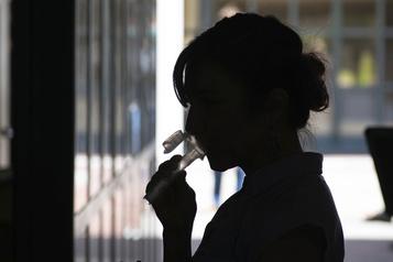 Un test de salive prometteur développé en Colombie-Britannique)