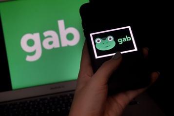 La plateforme conservatrice Gab a été piratée par des militants)