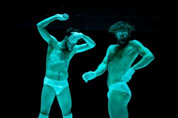 Danse mutante:s'offrir à la scène ★★★½