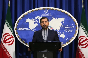 L'Iran parle de «sérieux progrès» dans le dialogue avec don rival saoudien)