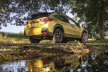 Subaru  Les concurrentes de la Crosstrek et l'avis des propriétaires)