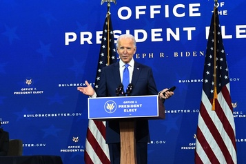 Crise économique aux États-Unis Biden promet aux Américains que «l'aide arrive»)