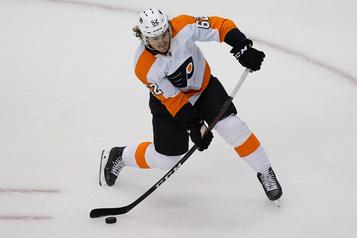 Flyers Prolongation de contrat pour Nicolas Aubé-Kubel)