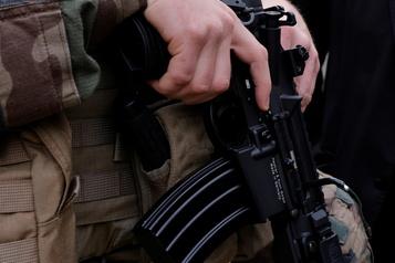 Mali L'armée française tue plus de 50 djihadistes près de la frontière burkinabè)