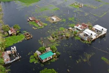 Des catastrophes climatiques toujours plus coûteuses)
