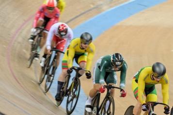 Mis au ban, la Biélorussie perd les championnats d'Europe de cyclisme sur piste)