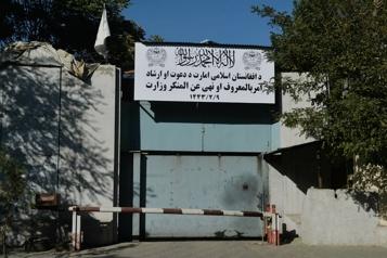 Retour de la charia en Afghanistan? Le ministère des Femmes remplacé par celui de la Prévention du vice)