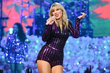 Bras de fer entre Taylor Swift et son ancienne maison de disques