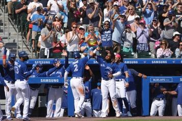 Les BlueJays s'offrent une victoire contre les Astros)